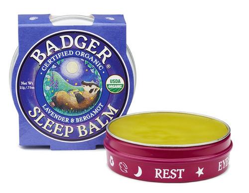 Badger Sleep Balm, 21 gr