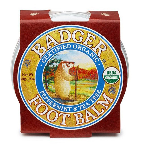Badger Foot Balm, 21 gr