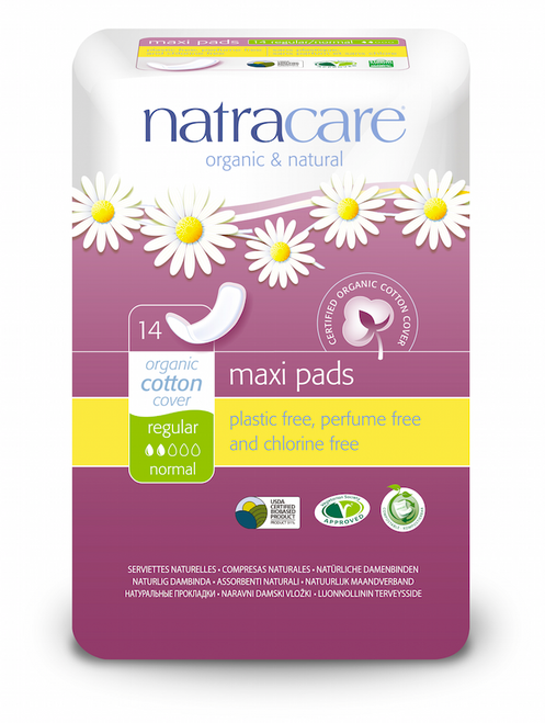 Natracare Bind - Normal, 14 pk