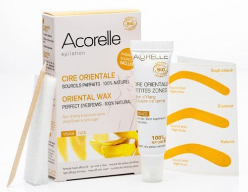 Acorelle Oriental Wax for ansikt, 15 ml