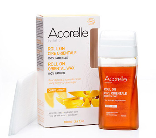 Acorelle Roll On Oriental Wax, 100ml