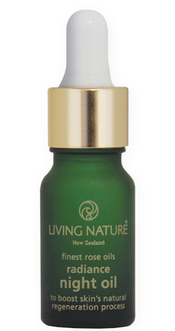 Living Nature Radience Night Oil, 10 ml