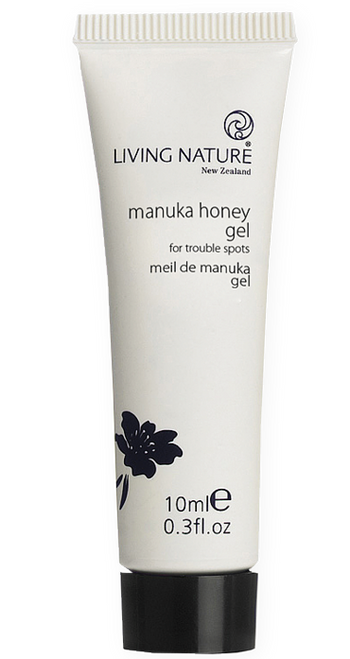 Living Nature Manuka Honey Gel, 10 ml