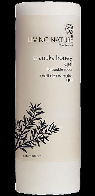 Living Nature Manuka Honey Gel, 50 ml