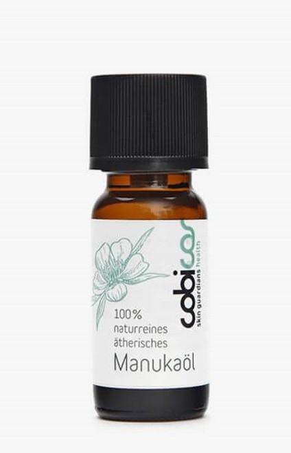 Cobicos 100% Manuka Essensiell olje, 10 ml