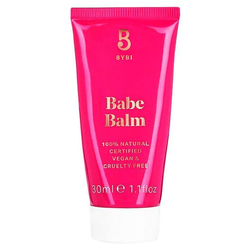 BYBI Beauty Babe Balm BYBI er en naturlig vegansk balm for hele familien. Multiprodukt for tørr og sprukken hud. Fin til såre lepper. Uten parfyme.