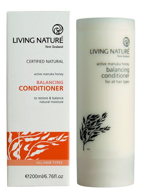 Living Nature Balancing Conditioner, 200 ml