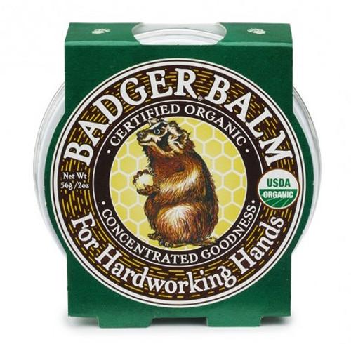 Badger Hardworking Hands Balm, 21 gr