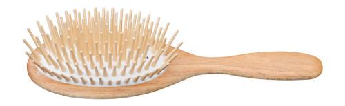 Redecker Naturlig hårbørste i tre for langt hår m/lengre trebust