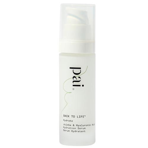 Pai Back to Life serum er ett lett ansiktsserumet er utviklet for å gi etterlengtet fukt til dehydrert hud. Serumet er egnet til alle hudtyper.