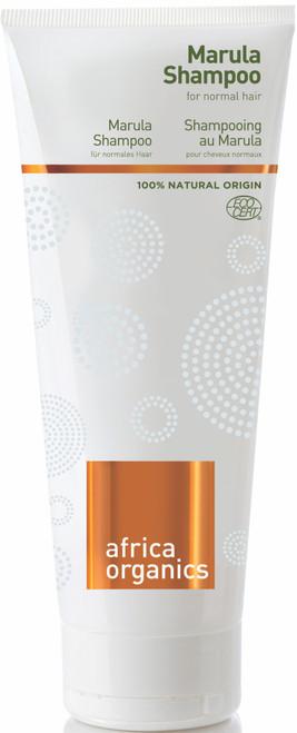 Africa Organics Marula Shampoo for normalt og fett hår, 210 ml