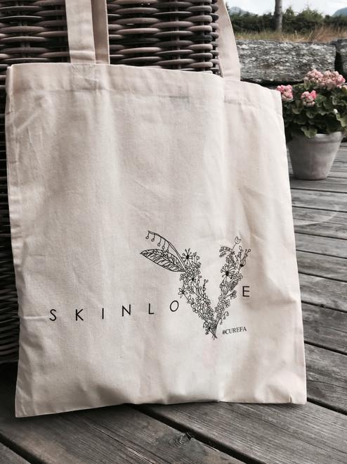 Skinloves eget handlenett i økologisk bomull Limited Edition