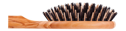 Redecker Hårbørste med naturbust og trepinner