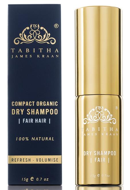 Tabitha Compact Organic Dry Shampoo Lyst Hår, 15g