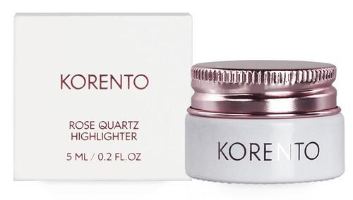 KORENTO Rose Quartz Highlighter, 5 ml