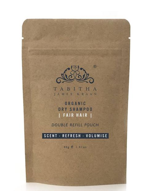 Tabitha Organic Dry Shampoo Lyst Hår, 40 gr REFILL