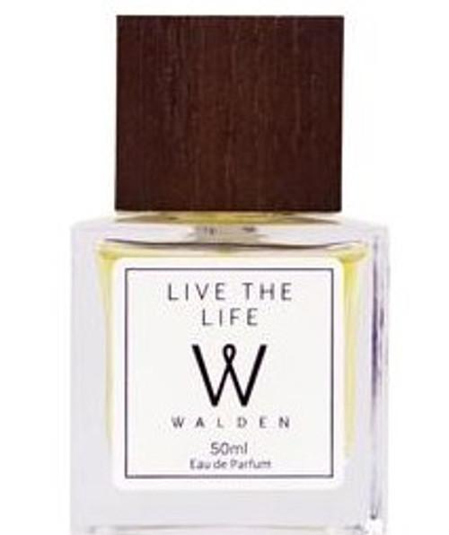 Walden Live the Life' Natural Perfume
