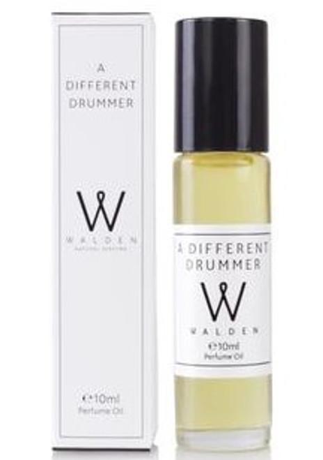 Walden A Different Drummer' Perfume Oil, 10 ml