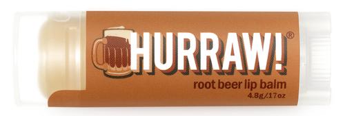HURRAW! Lip Balm Root Bear, 4.3 gr