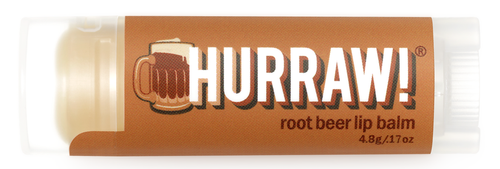 HURRAW! Lip Balm Root Bear, 4.8 gr