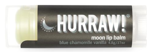 HURRAW! Lip Balm Moon, 4.8 gr
