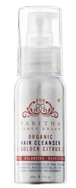 Tabitha James Kraan Hair Cleanser Golden Citrus