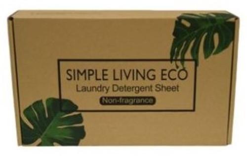 Simply Living Eco Vaskeark, duftfri