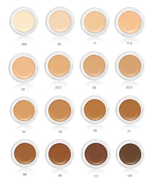 Concealeren er formulert med fokus på å fremheve og avdekke en sunnere utseende hud, og ikke bare dekke over. Stort fargeutvalg.
