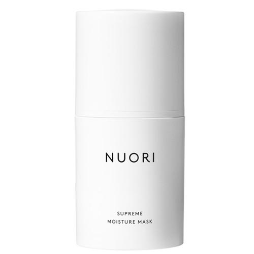 NUORI Supreme Moisturemask er en naturlig ansiktsmaske med niacinamide, squalane og hyaluronsyre.