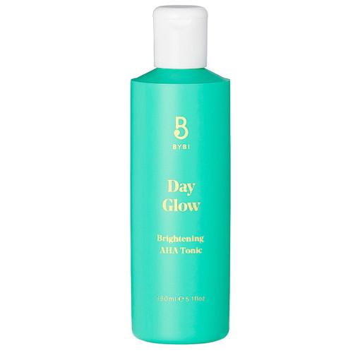 BYBI Beauty Day Glow, Brightening AHA Tonic fremmer glødende og jevn hud. Eksfolierer og reduserer store porer. Vegansk.