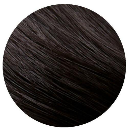 TESTER! It's Pure Hårfarge Very Dark Brown, 10g