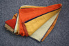 Colorful real linen napkins by Linoto. Made in USA from real flax