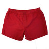 Linoto linen boxer shorts in red