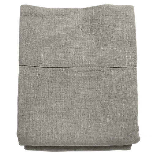 Linoto flax king size Italian linen pillow cases
