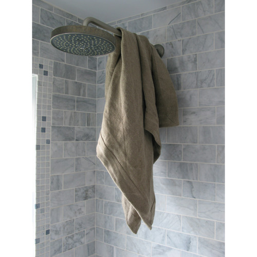Heavy Belgian Linen Spa Towel 36 inches by 66 inches made in USA