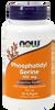 Now Foods Phosphatidyl Serine 100mg 50 Softgels #2385