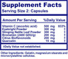 Vita Logic Allergy Formula 120 Vcapsules, #12120, Ingredients