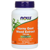 Now Foods Horny Goat Weed Extract 750mg 90 Tablets #4758