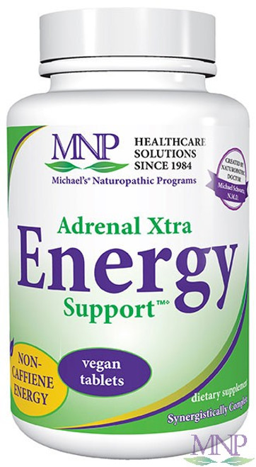 Michael's Factors Adrenal Xtra Energy Support