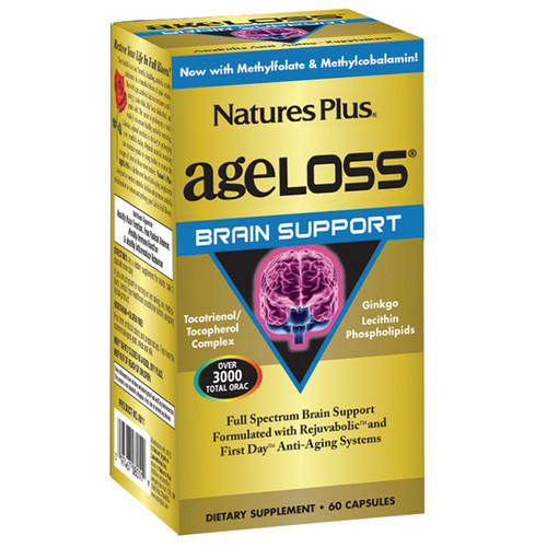 Nature's Plus AgeLoss Brain Support 60 VCapsules