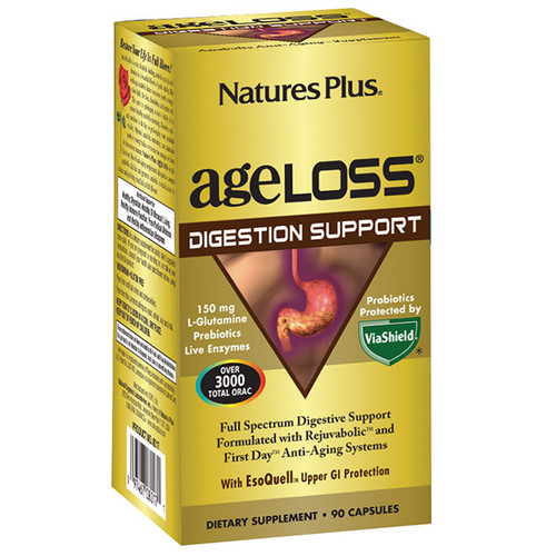 Nature's Plus AgeLoss Digestion Support 90 VCaps
