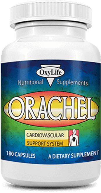Oxylife Oral Chelation 180 Capsules