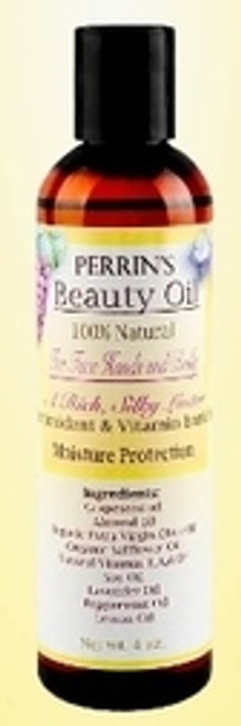Perrin's Beauty Oil 4 oz