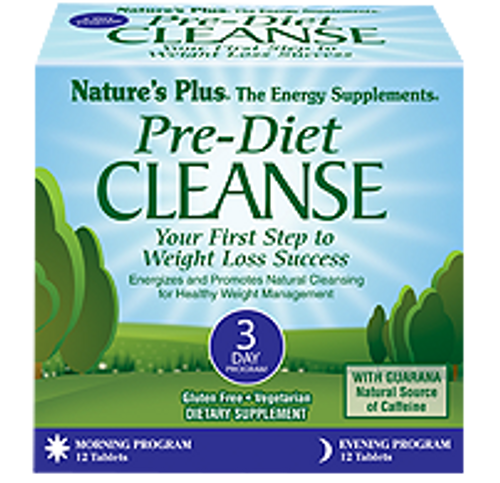 Nature's Plus Pre-Diet Cleanse Kit