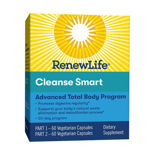 Renew Life Original Cleanse Smart, 30 Day Cleanse