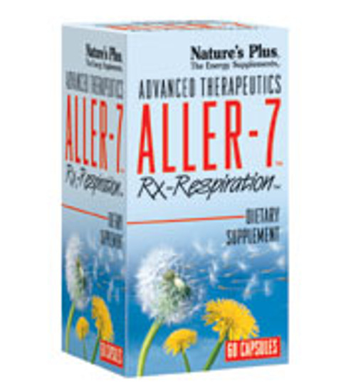 Nature's Plus Aller-7 Rx-Respiration 60 Vcaps #5007, respiratory system function, function of respiratory system, what is the function of the respiratory system