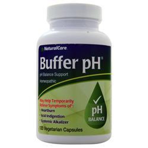 NaturalCare Buffer ph 120 Capsules #736