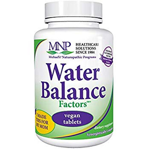 Michael's Water Balance Factors 60 or 120 Tablets