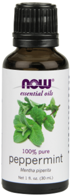 Now Foods Peppermint Oil 2oz #7495, H&M Herbs & Vitamins