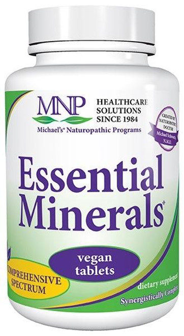 Michael's Factors Naturopathic Essential Minerals For Men & Women - 120 Tablets,